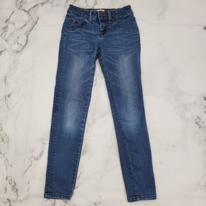 Hudson Jeans Youth Sz 8 Skinny Jeans